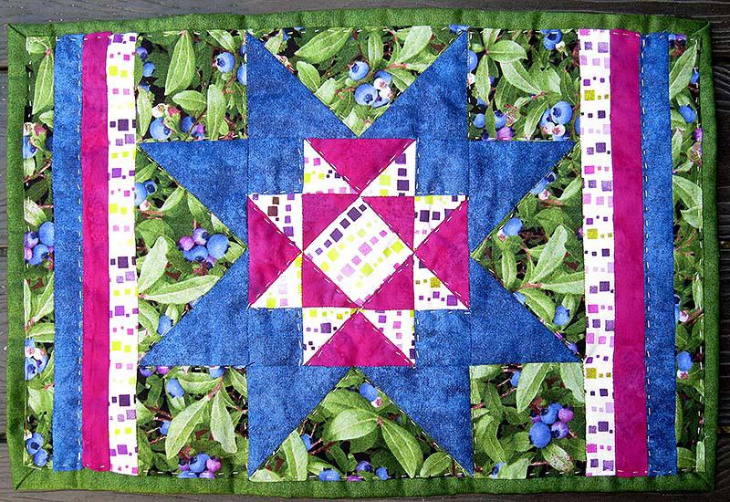 Hannes udgave af HANNES patchwork sommer DHU