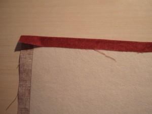 HANNES patchwork bruger denne smarte limpen, når der skal lime og syes patchwork.