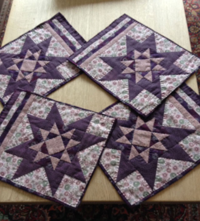 Helles udgave af HANNES patchwork DHU