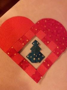 Janes udgave af Hannes patchwork jule DHD 2011