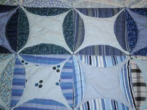 Japansk foldeteknik på symaskine på HANNES blog