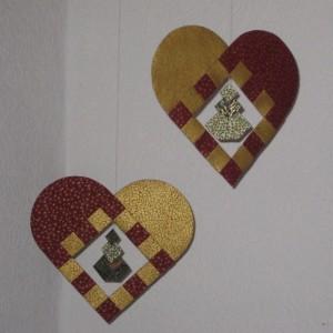 Joans udgave af HANNES patchwork jule DHD