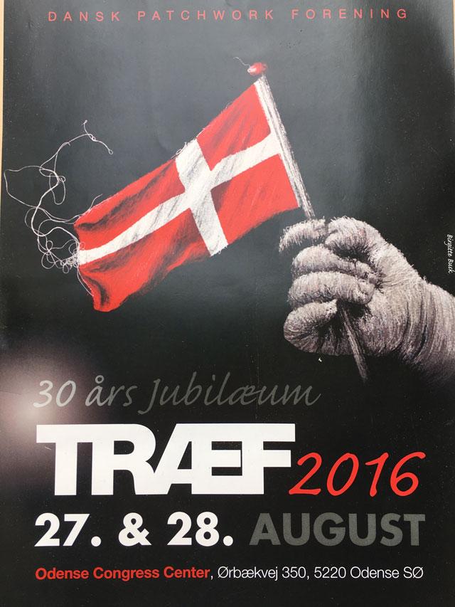 Hjælpe til træffet i Odense