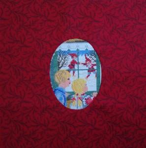 Julebroderi - set på HANNES patchwork