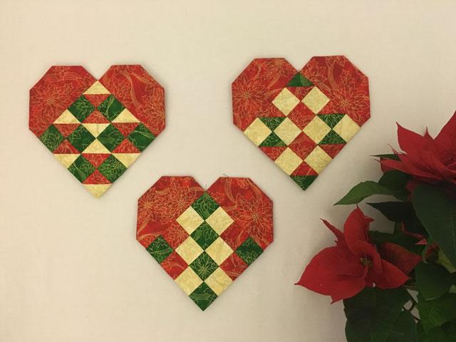 HANNES patchwork jule DHA 2015 - 3 hjerter