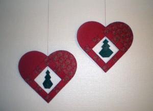 Karens udgave af HANNES patchwork Jule DHD 2011