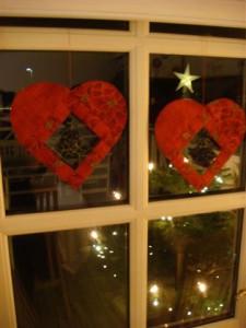 Kirstens udgave af HANNES patchwork Jule DHD 2011