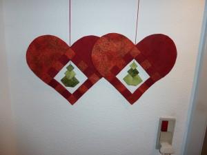 Lenes udgave af HANNES Patchwork Jule DHD 2011