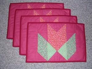 Lisbeths udgave af HANNES patchwork sommer-DHU