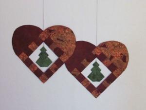 Lones udgave af HANNES patchwork jule DHD 2011
