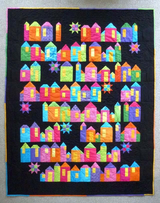 HANNES patchwork By - Månedstæppe 2012