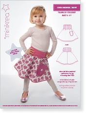MiniKrea_20101Cirkel-nederdel