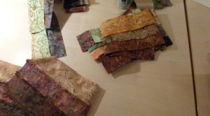 Patchwork kursus hos HANNES patchwork4