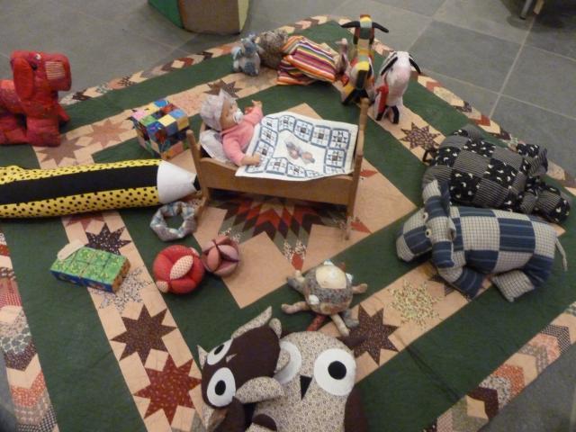 Patchwork udstilling i Randers5