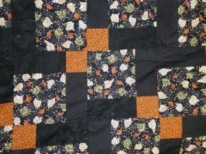 """Patchwork drømmen - se mere patchwork på """"HANNES"""" blog"""