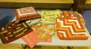 Patchworktræf i Roskile 2012  - HANNES patchwork sommer DHU 2012