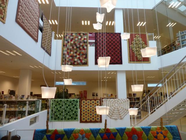 Pedari patchwork udstilling2