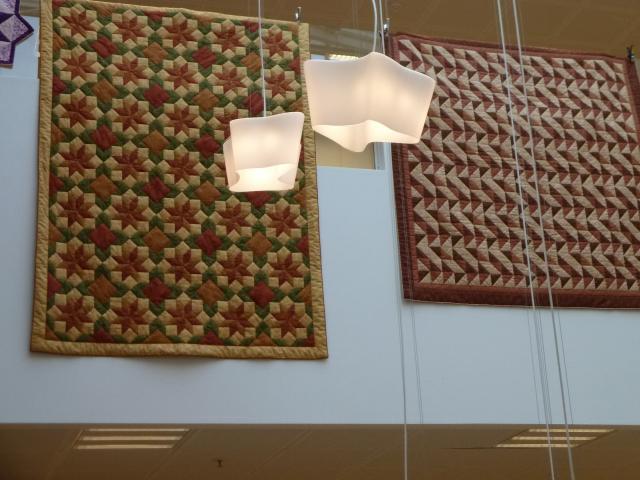 Pedari patchwork udstilling5