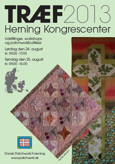 Postkort til træf i Herning 2013