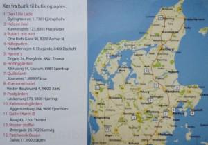 Quiltrally i midt og nordjylland
