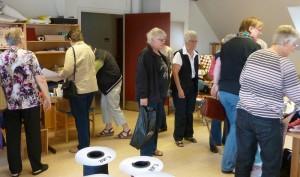 HANNES patchwork besøger Søndergården