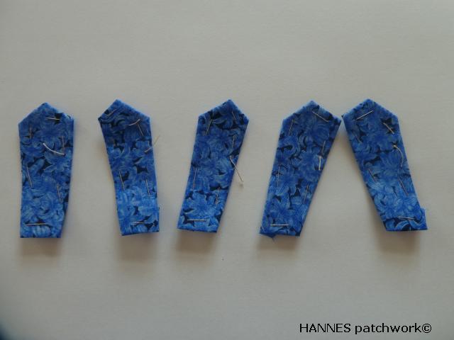 Sommer DHU 3. del blå korte