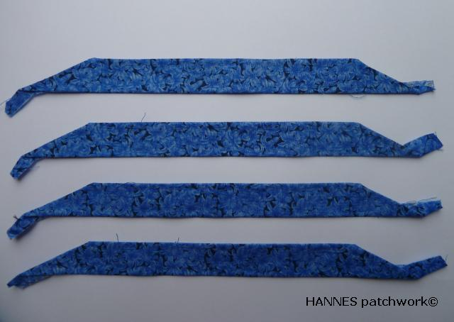 Sommer DHU 3. del blå lange