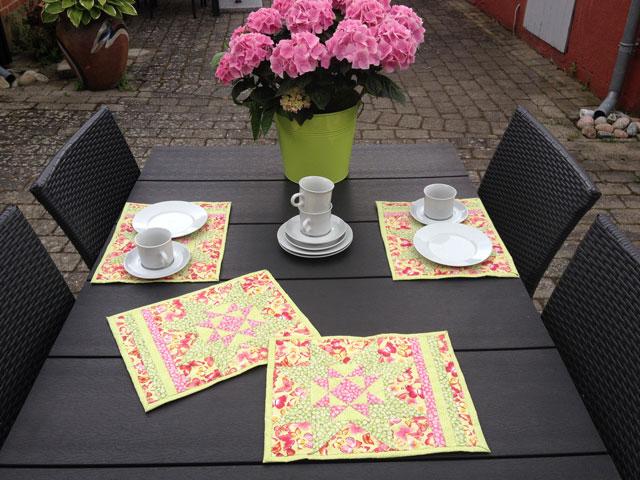 Gratis mønster - HANNES patchwork sommer DHU 2015