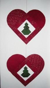 Susannes udgave af HANNES patchwork Jule DHD 2011