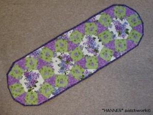 Thit løber - Pedari patchwork mønster