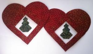 Tinas udgave af Hannes patchwork jule DHD 2011