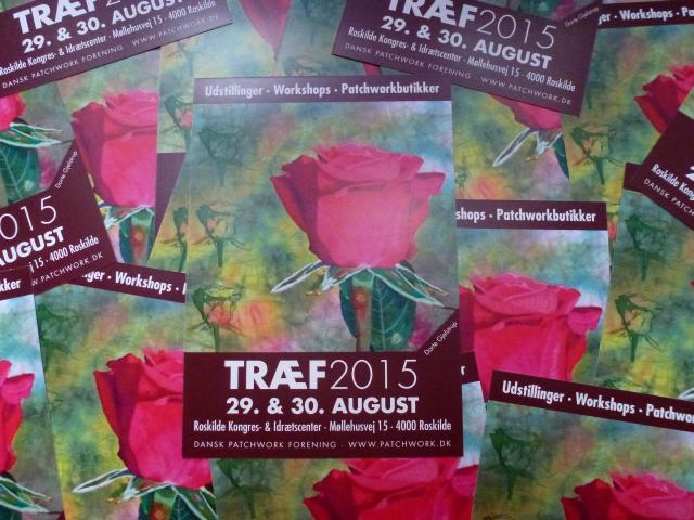 HANNES patchwork kommer til træffet i Roskilde