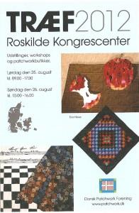 Dansk patchwork forenings Træf i Roskilde 2012