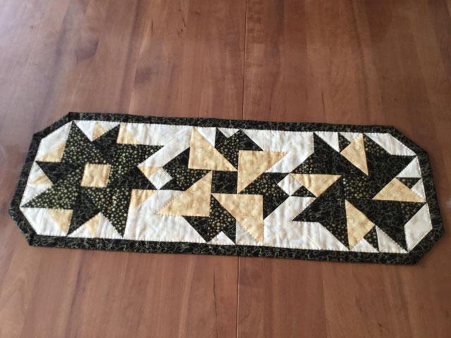 Ullas udgave af HANNES patchwork jule DHA 2016