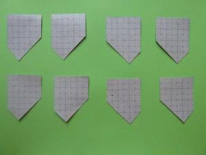 8 figur til HANNES patchwork Jule DHD 2011 - igen et gratis patchwork mønster