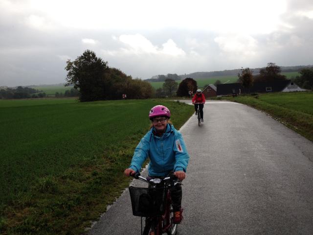 cykel til vejerslev