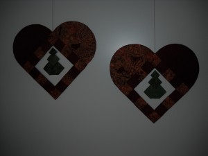 Ellys udgave af HANNES patchwork Jule DHD 2011