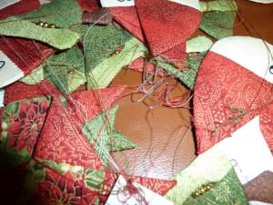 filli-wau af HANNES patchwork julemodeller