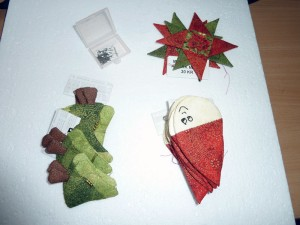 filli-wau - ikke mere, nu styr på alle julemodeller....hos HANNES patchwork