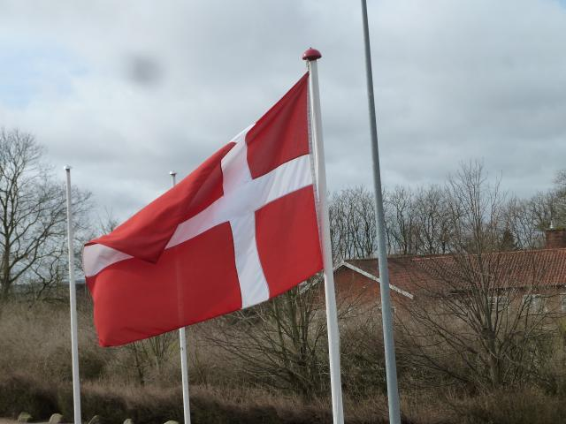 Flag for Bjarne - HANNES blog