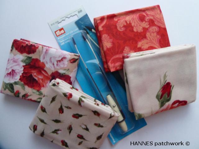 giveaway i HANNES patchwork