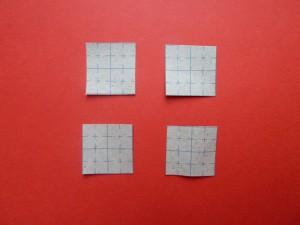 firkanter til HANNES patchwork jule DHD 2011
