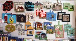 Grydelapper i Hannes patchwork butik