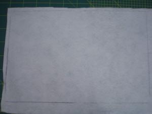Vejledning til Skære-tegne-stryge mappe - HANNES patchwork viser hvordan du nemt selv kommer igang.