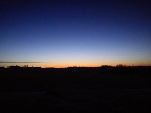 Morgen billeder fra Hannes blog