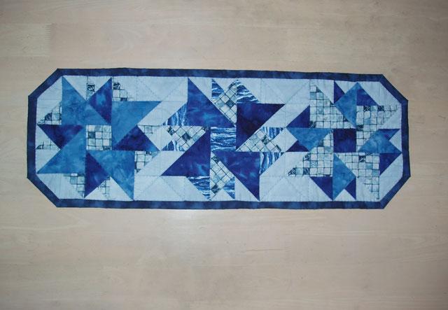 Hennys udgave af HANNES patchwork jule DHA