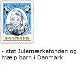 julemærke på email fra HANNES patchwork