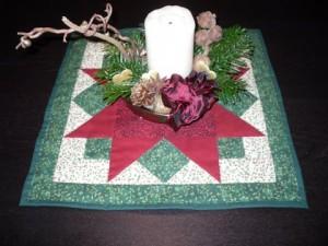 Jyttes udgave af julepatchwork DHD 2010