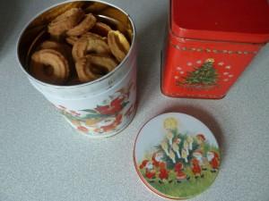hjemmelavet julesmåkager fra min mor