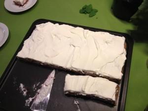 kage fra Søgården i Lee
